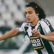 Botafogo é tão grande que ainda consegue ter o que aproveitar