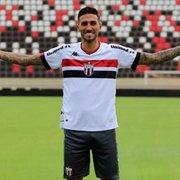 (OFF) Ex-Botafogo, Rafael Marques é novo reforço do Botafogo-SP
