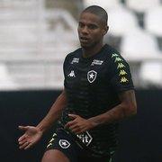 Botafogo: Rickson pode perder vaga de titular para Ronald ou Felipe Ferreira