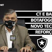 VÍDEO: Botafogo S/A, reforços, base e CT: Durcesio Mello fala sobre os desafios em 2021