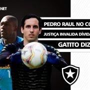 VÍDEO – Gatito Fernández diz que fica no Botafogo; Corinthians pode ceder jogadores por Pedro Raul