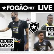 LIVE   Botafogo anuncia 2º reforço para 2021, acerta com Jonathan, prorroga contratos e libera goleiro
