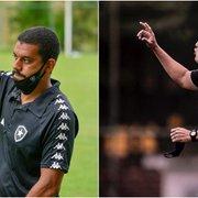 Base: Botafogo define técnicos das categorias sub-17 e sub-15