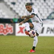 Recuperado de conjuntivite, Luiz Otávio pode voltar a ser relacionado no Botafogo