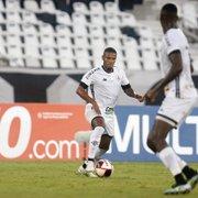 Botafogo tem pontos positivos na estreia de Chamusca, mas pouca criatividade preocupa