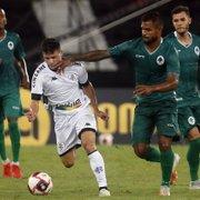 Tropeço em estreia mostra que reação que torcida do Botafogo espera vai demorar