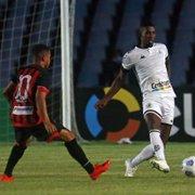 Cruz Azul retoma negociações com o Botafogo por Kanu, diz jornal peruano