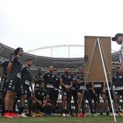 Apesar de veto a jogos, clubes cariocas poderão seguir treinando no Rio