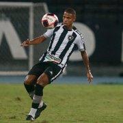 Botafogo não pode insistir com alguns jogadores