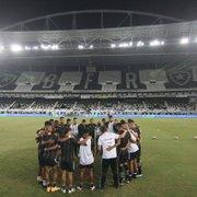Botafogo vai quebrar série de 21 jogos seguidos do Flamengo no Maracanã no Carioca