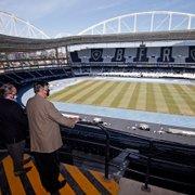 Blog: dois fundos estrangeiros estão interessados em comprar Botafogo