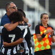 Botafogo TV transmite neste sábado final do Carioca Feminino contra o Fluminense