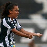 Vivian projeta estreia do Botafogo no Brasileirão Feminino: 'Vamos fazer um bom campeonato'