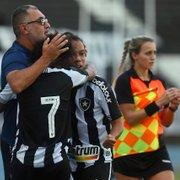 Futebol feminino: técnico do Botafogo vê possível título contra o Fluminense como 'parte do processo' e mira Libertadores