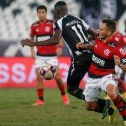 Cota de TV do Carioca despenca, e Botafogo deve faturar três vezes menos que Flamengo