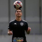 Fora dos planos do Botafogo, Kevin tem negociações avançadas com a Ponte Preta