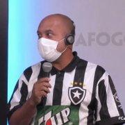 Botafogo vai fundar 'Instituto O Glorioso' segunda em prol de ex-atletas; André Silva será presidente