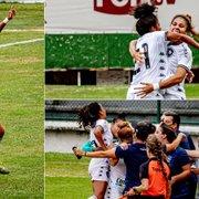 Futebol feminino: Botafogo vence Fluminense nas Laranjeiras e garante vantagem nas semifinais do Carioca