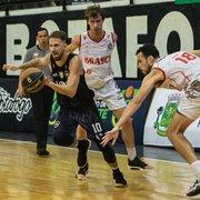 Basquete: Botafogo vence Osasco e encerra primeiro turno do Brasileiro na liderança