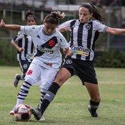 Futebol feminino: Botafogo vence o Vasco por 1 a 0 pelo Campeonato Carioca