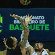 Basquete: Botafogo interrompe série de derrotas, vence Vila Nova e avança às oitavas de final