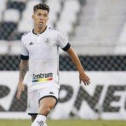 América-MG pede 'bom senso' ao Botafogo de não usar Bruno Nazário na Copa do Brasil