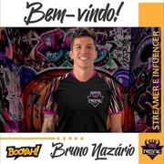 Fora do Botafogo, Bruno Nazário é anunciado como reforço de equipe de streaming de e-sports