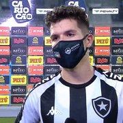De saída do Botafogo, Bruno Nazário chega nesta quarta a Belo Horizonte para assinar com o América-MG