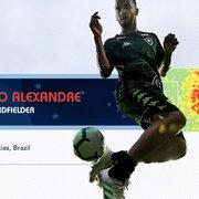 Botafogo receberá à vista por Caio Alexandre e mantém 40% dos direitos econômicos