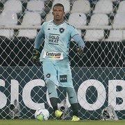 Botafogo: Diego Loureiro e Zé Welison podem ser titulares contra o Moto Club