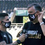 Durcesio Mello exalta título do Botafogo: 'Vamos fazer futebol feminino forte'