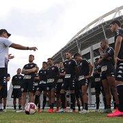 Como uma foto resume a pesada herança do Comitê e o tamanho do problema para Freeland no Botafogo