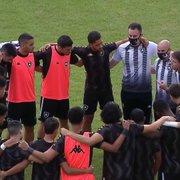ATUAÇÕES FN: Marcinho e Felipe Ferreira mal, Navarro e Ricardinho entram bem em Botafogo 1 x 1 Madureira