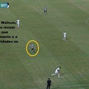 Análise: sem fôlego, Botafogo não repete boas atuações e só empata com Bangu