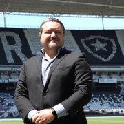 Em nota, CEO do Botafogo detalha atos e desafios, fala de S/A e pede apoio da torcida: 'Não nos abandone'