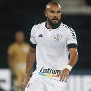 Botafogo não quer liberar Zé Welison e vai tentar renovação