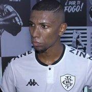 Freeland diz que Botafogo não recebeu contato do Internacional por Kanu
