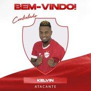 Ex-Botafogo, Kelvin é oficializado como nova contratação do Vila Nova