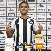 Bom passe e muita técnica: Marco Antônio apresenta credenciais no Botafogo e diz se inspirar em Neymar