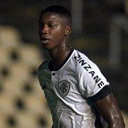 Athletico-PR pode pagar até R$ 3 milhões ao Botafogo para ter Matheus Babi