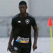 Staff de Matheus Babi se reúne neste sábado com Botafogo para tentar liberação para o Fluminense