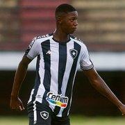 Chamusca elogia comportamento 'exemplar' de Matheus Babi no Botafogo: 'Diretoria me passou que não há negociação'