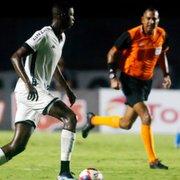 Athletico-PR oferece € 1,2 milhão à vista e se aproxima de Matheus Babi, do Botafogo