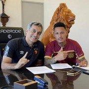 (OFF) Ex-Botafogo, Neilton é anunciado no Sport e reencontra Jair Ventura