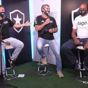 AO VIVO: Assista ao pré-jogo do clássico contra o Flamengo na Botafogo TV