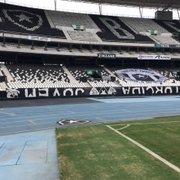 Organizada faz cobrança ao Botafogo, critica ex-dirigente e jogadores: 'Vão insistir nos erros de 2020?'