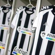 Botafogo é apenas o 16º em ranking de patrocínios em 2020; veja valores