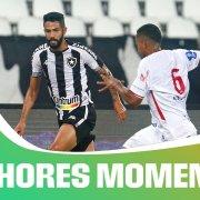 VÍDEO | Melhores momentos do empate entre Bangu e Botafogo no Nilton Santos