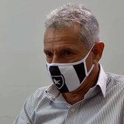 'Será o Benedito, CBF? Só queremos isenção!', reclama vice do Botafogo após novos erros da arbitragem
