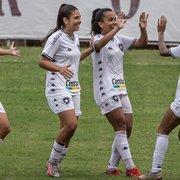 Futebol feminino: Botafogo pega o Vasco na semifinal do Carioca, quarta, no Nilton Santos